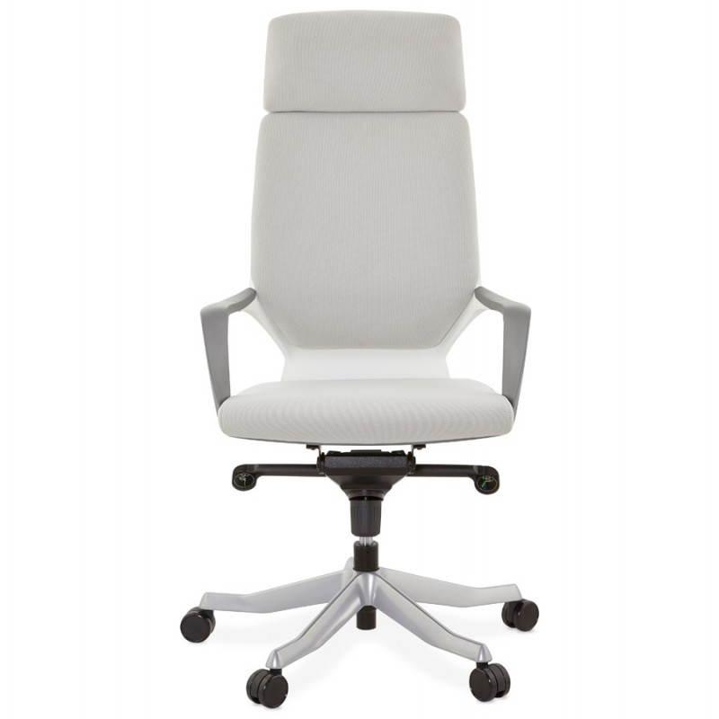 Ergonomic desk RAMY (grey) fabric Chair - image 23549