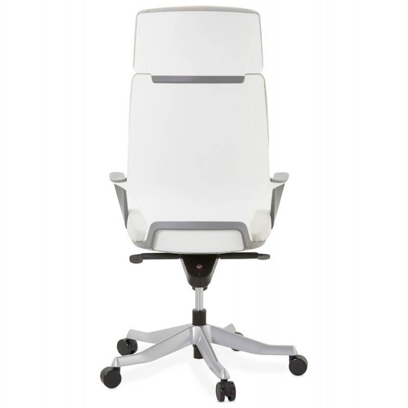Ergonomic desk RAMY (grey) fabric Chair - image 23552