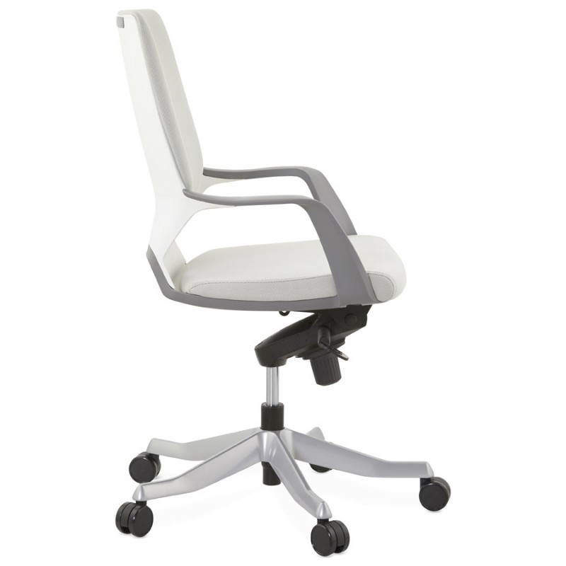 Ergonomic desk RAMY (grey) fabric Chair - image 23555