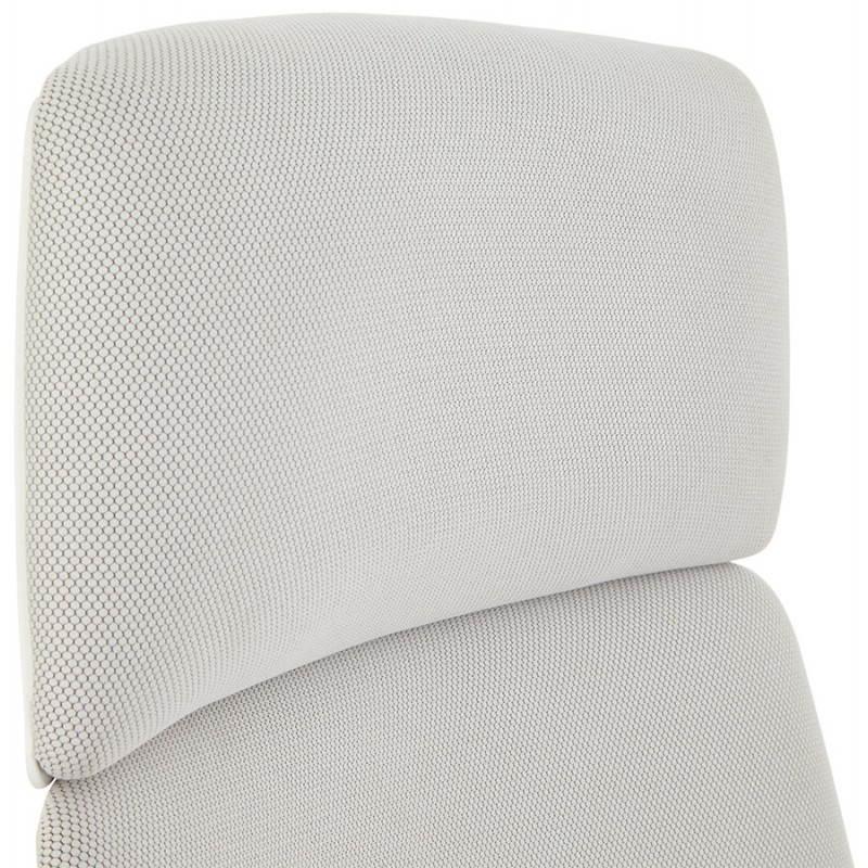 Ergonomic desk RAMY (grey) fabric Chair - image 23558