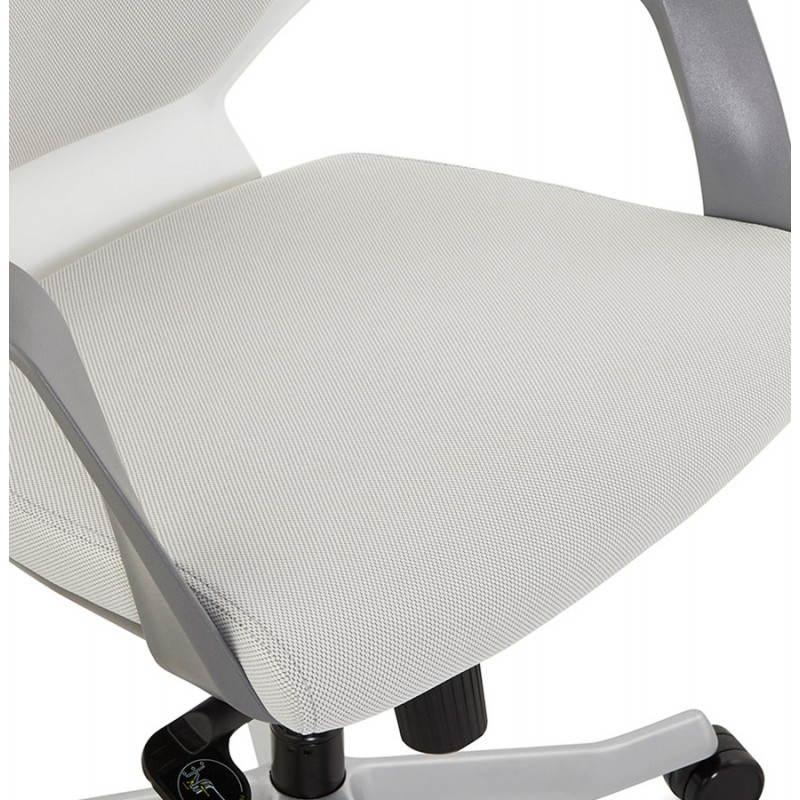 Ergonomic desk RAMY (grey) fabric Chair - image 23560