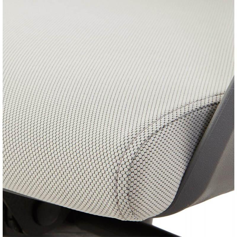 Ergonomic desk RAMY (grey) fabric Chair - image 23561