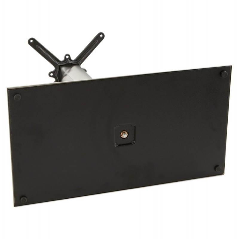 Pied de table POULI en métal brossé (40cmX75cmX75cm) - image 23596