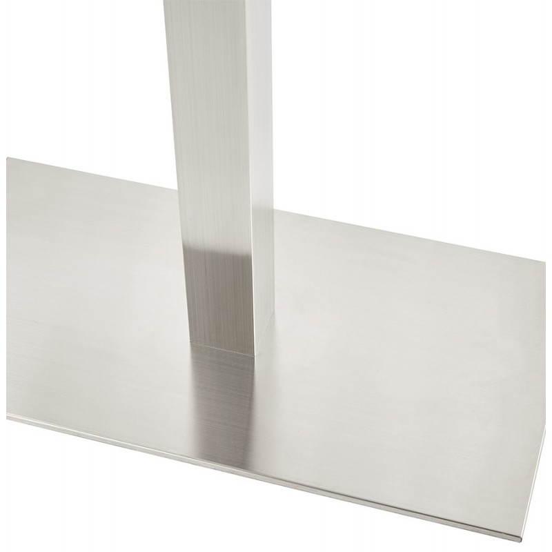 Pied de table POULI en métal brossé (40cmX75cmX90cm) - image 23602