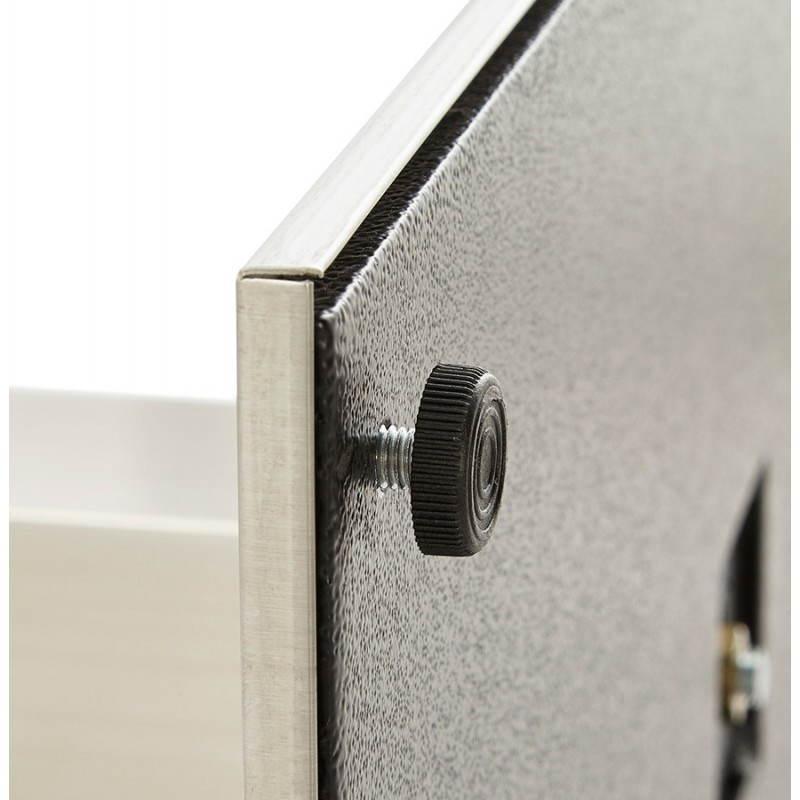 Pied de table POULI en métal brossé (40cmX75cmX90cm) - image 23603