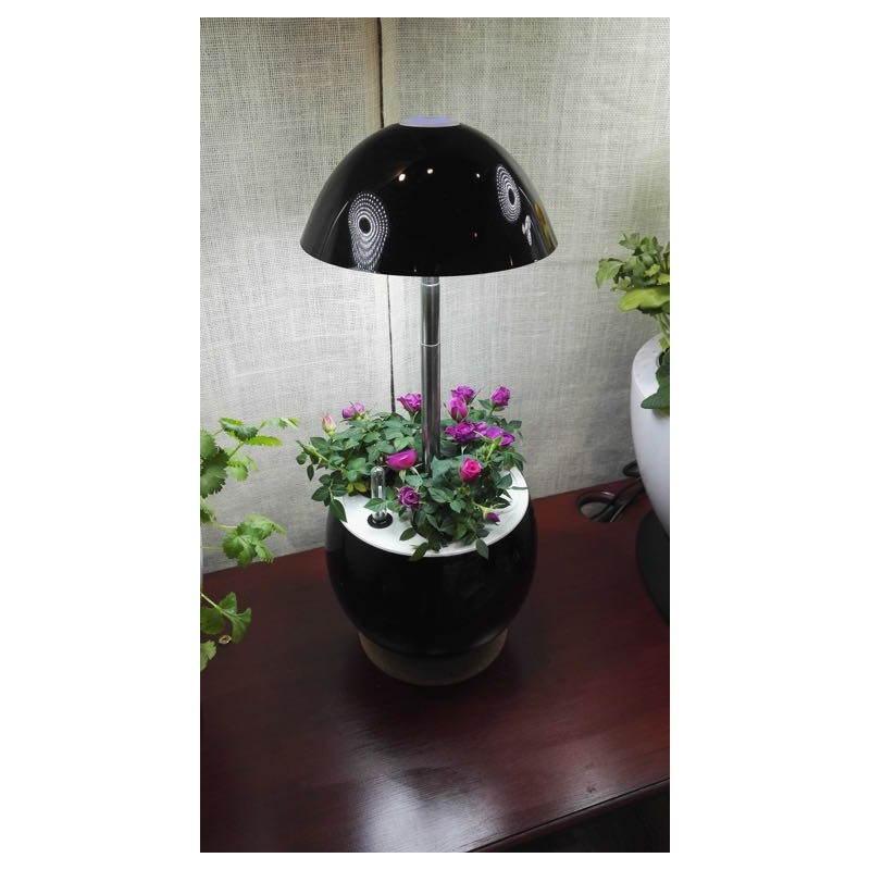 Giardiniere della coltura idroponica per la cultura interna automatica POME (piccolo, nero) - image 23857