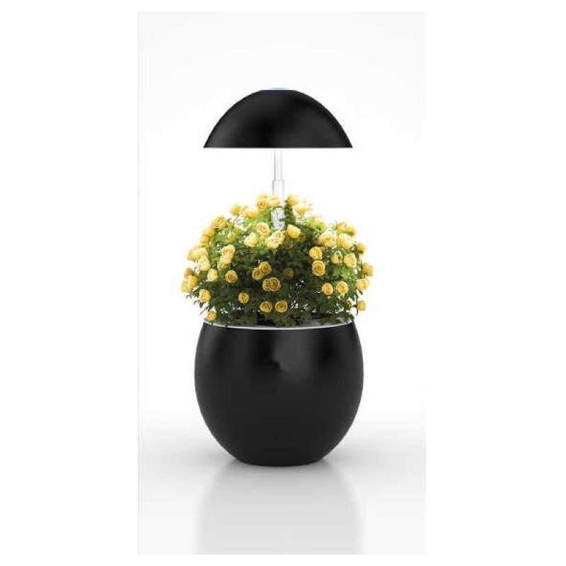 Giardiniere della coltura idroponica per la cultura interna automatica POME (piccolo, nero) - image 23858