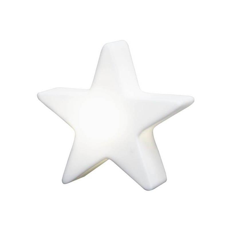 Etoile lumineuse intérieur extérieur DANA (blanc Ø 60 cm) - image 23993