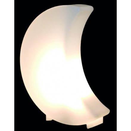 Luna luce luna coperta all'aperto (LED bianco, multicolor, H 41 cm)