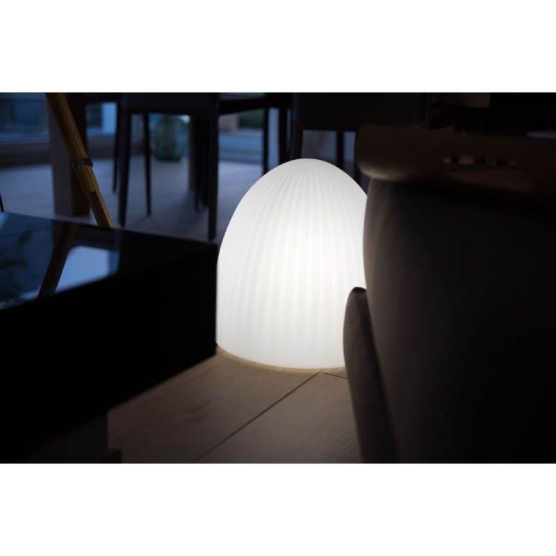 Lampe lumineuse CLOCHE intérieur extérieur (blanc)