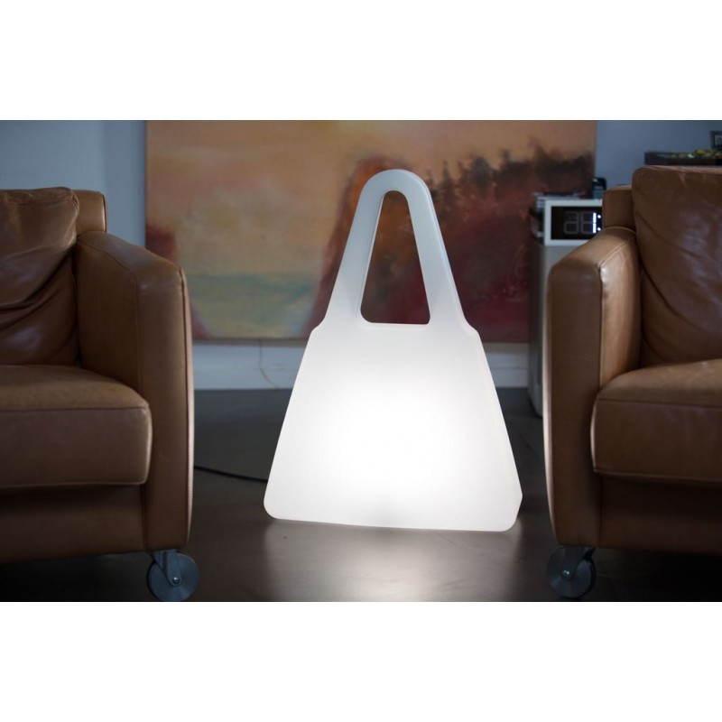 Lampe lumineuse SAC A MAIN intérieur extérieur (blanc) - image 24471
