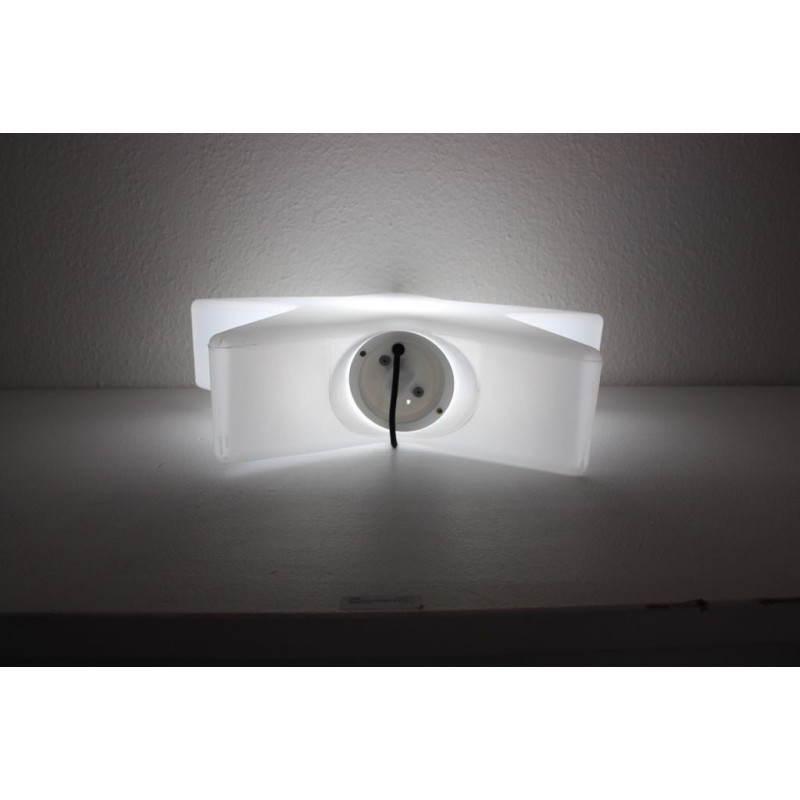Pot ou vase lumineux rectangulaire KIWI intérieur extérieur (blanc, H 60 cm) - image 24525