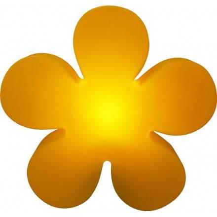 Bright fiore fuori domestico trifoglio (arancione 40 cm Ø)