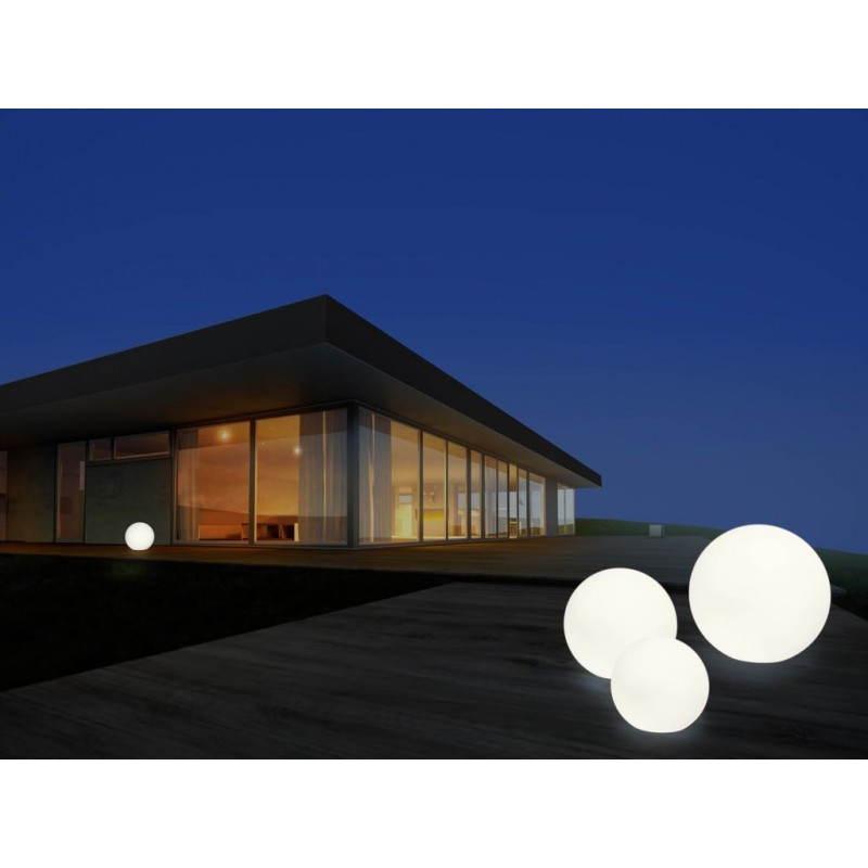 Lampe lumineuse GLOBE intérieur extérieur (blanc, LED multicolore, Ø 30 cm) - image 24639