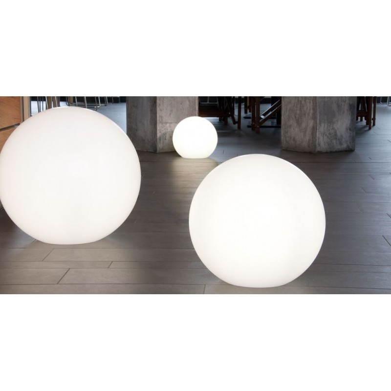 Lampe lumineuse GLOBE intérieur extérieur (blanc Ø 30 cm) - image 24655