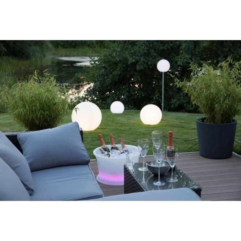 Lamp light Outdoor Indoor GLOBE (white Ø 40 cm) - image 24676