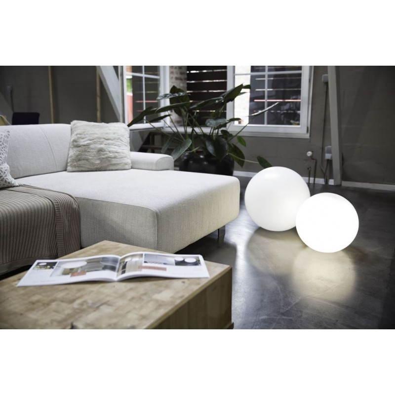 Lamp light Outdoor Indoor GLOBE (white Ø 40 cm)