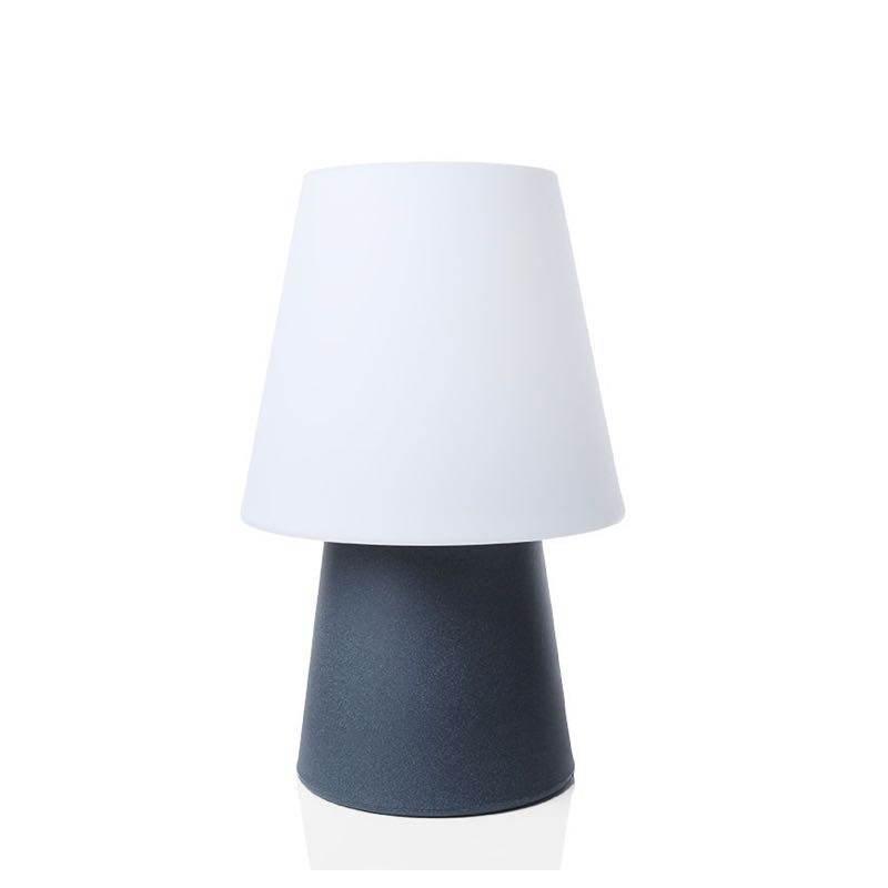 Lampada da tavolo luce MIMA coperta all'aperto (antracite, H 60 cm)