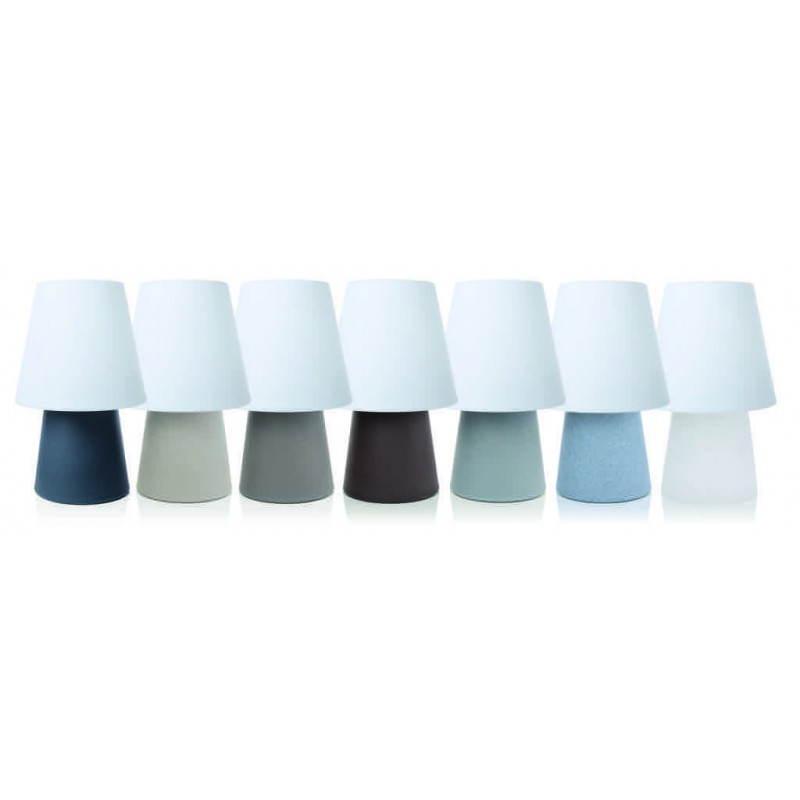 Lampada da tavolo luce MIMA coperta all'aperto (antracite, H 60 cm) - image 24860