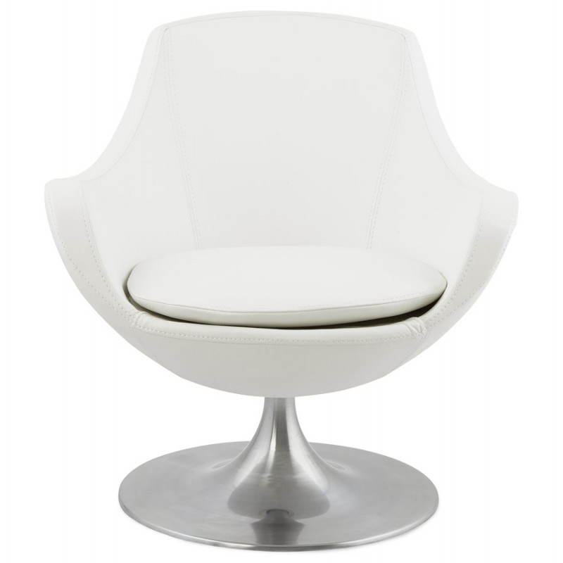 Fauteuil Design RomaneblancFauteuils Rotatif À 360° CxdhBQtrs