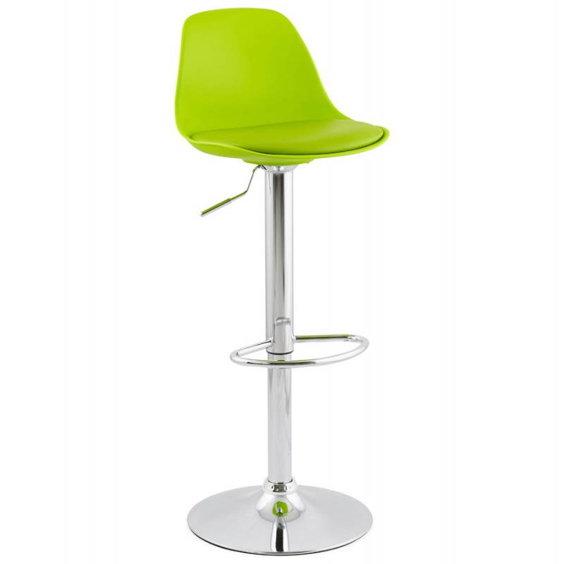 Design bar stool and compact ROBIN (green) - image 25325