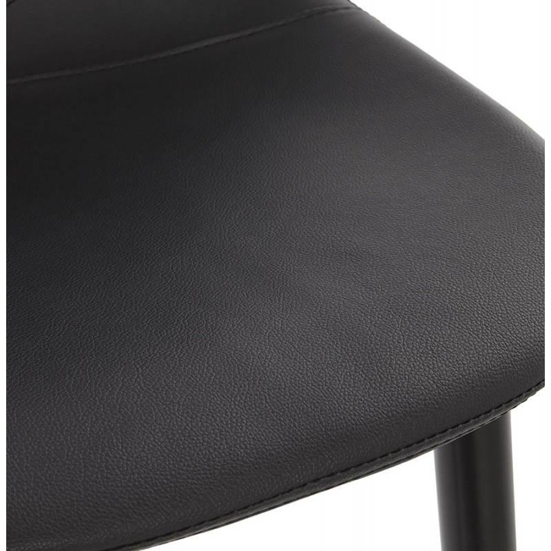 Chaise design contemporaine LOLA (noir) - image 25447