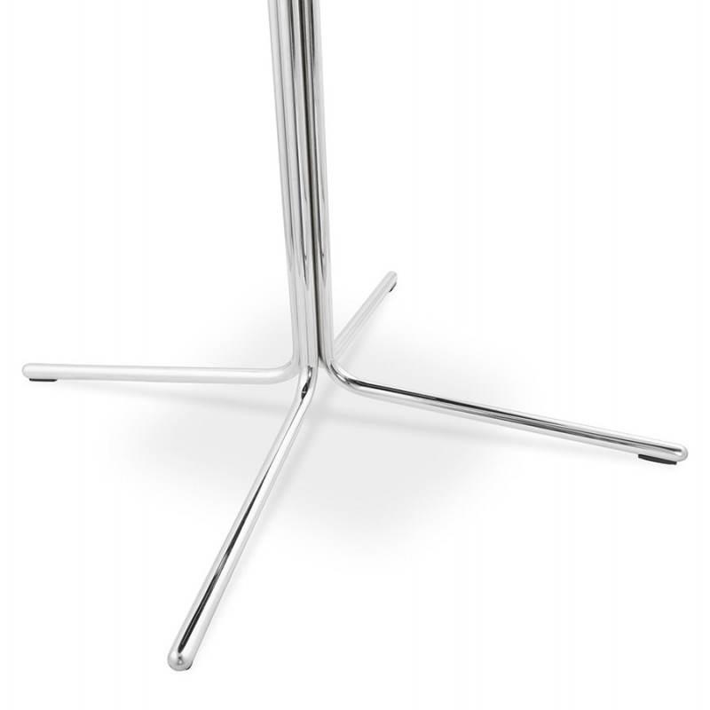 Silla de diseño contemporáneo OFEN en tela (gris) - image 25463