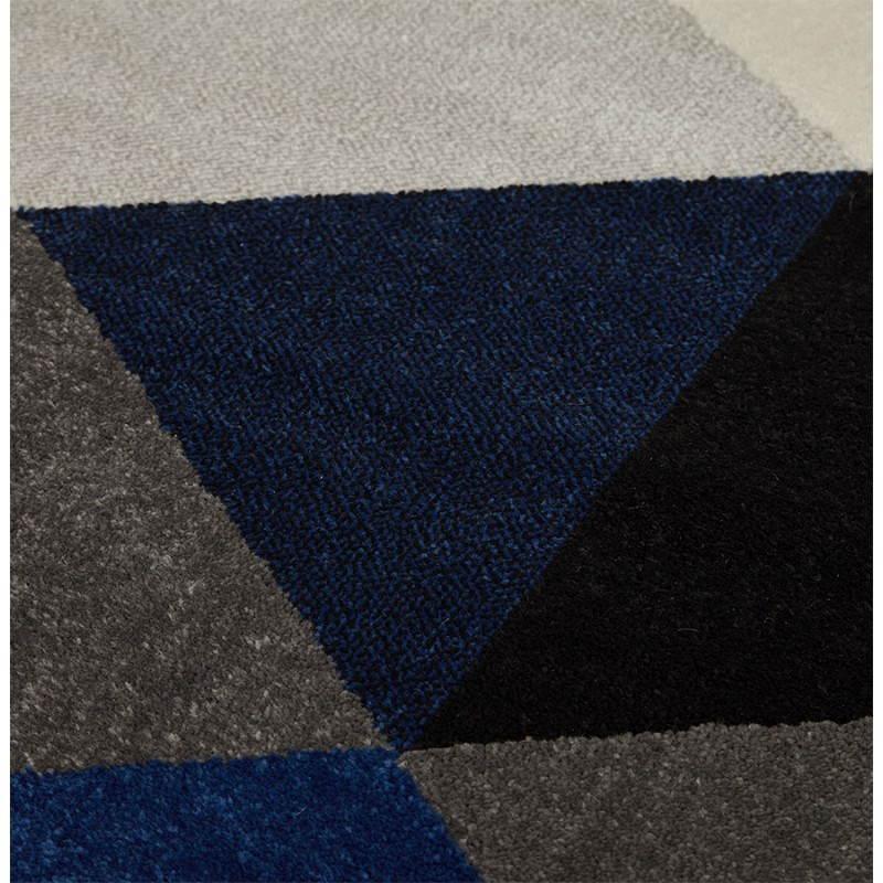 tapis design style scandinave rectangulaire geo 230cm x. Black Bedroom Furniture Sets. Home Design Ideas
