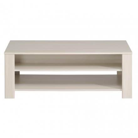 Table basse contemporaine QUENE (frêne shade)