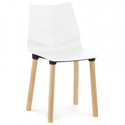 Scandinavian design chair SWEDEN (white)