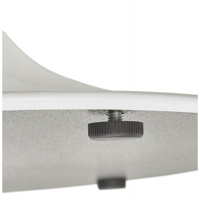 esstisch oder schreibtisch runden design skandinavischen nils holz und. Black Bedroom Furniture Sets. Home Design Ideas