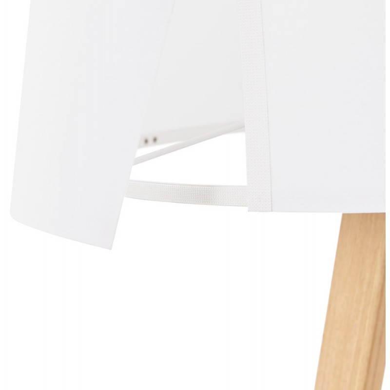 Lampe de table sur trépied scandinave TRANI MINI  (blanc) - image 28568