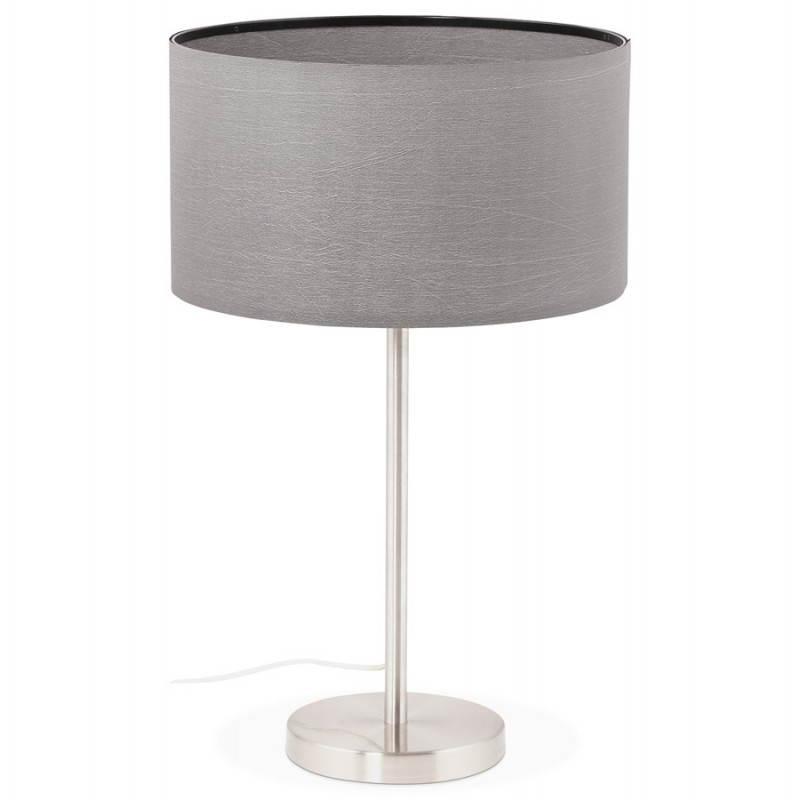 Table lamp design adjustable in height LAZIO (grey) - image 28695