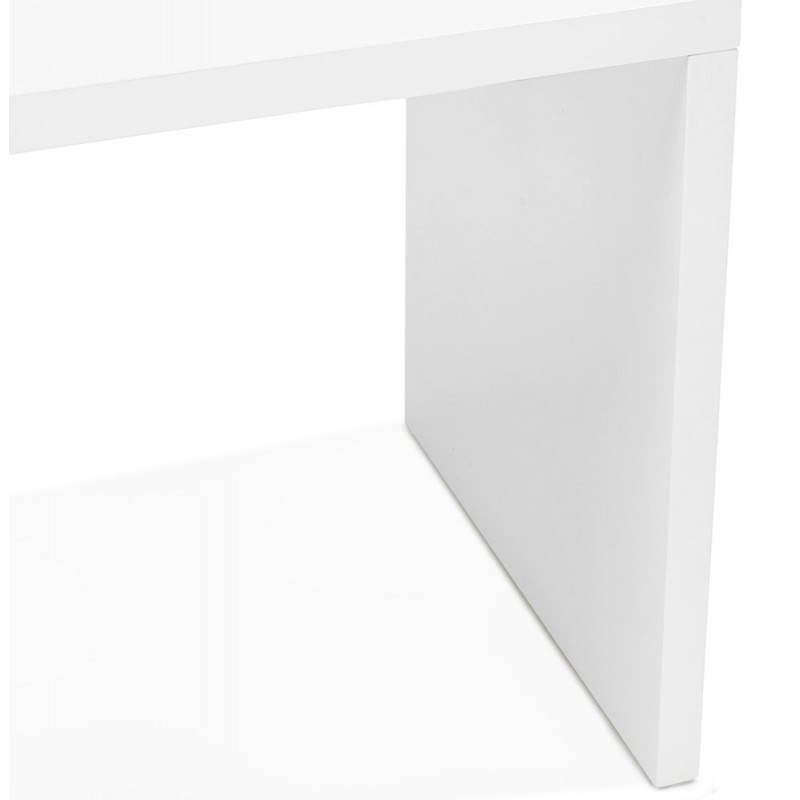 Right office design NAVIGO wooden (painted white) - image 28725
