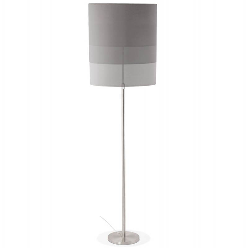 Floor lamp design adjustable in height LAZIO (grey) - image 28812