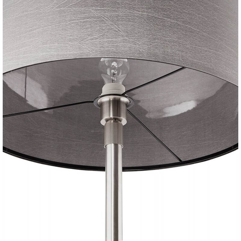 Floor lamp design adjustable in height LAZIO (grey) - image 28824
