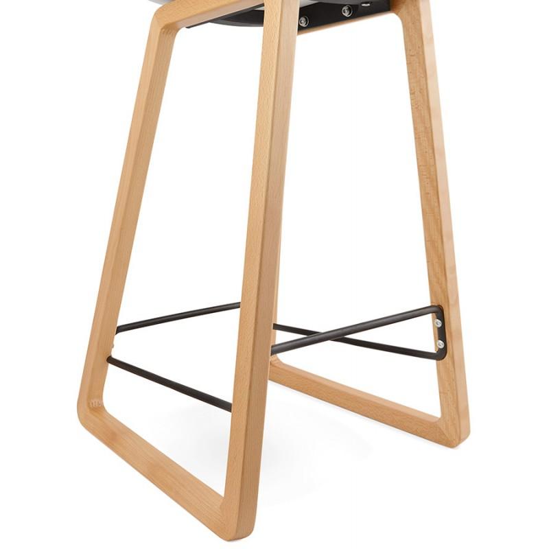 Mi De Design Bar Scarlett MiniblancTabourets Scandinave Hauteur Tabouret Chaise WE9IDY2H