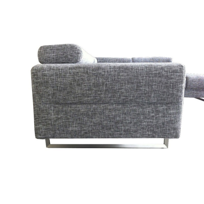 Corner Sofa Design Right Side 5 Places With Meridian Mathis In