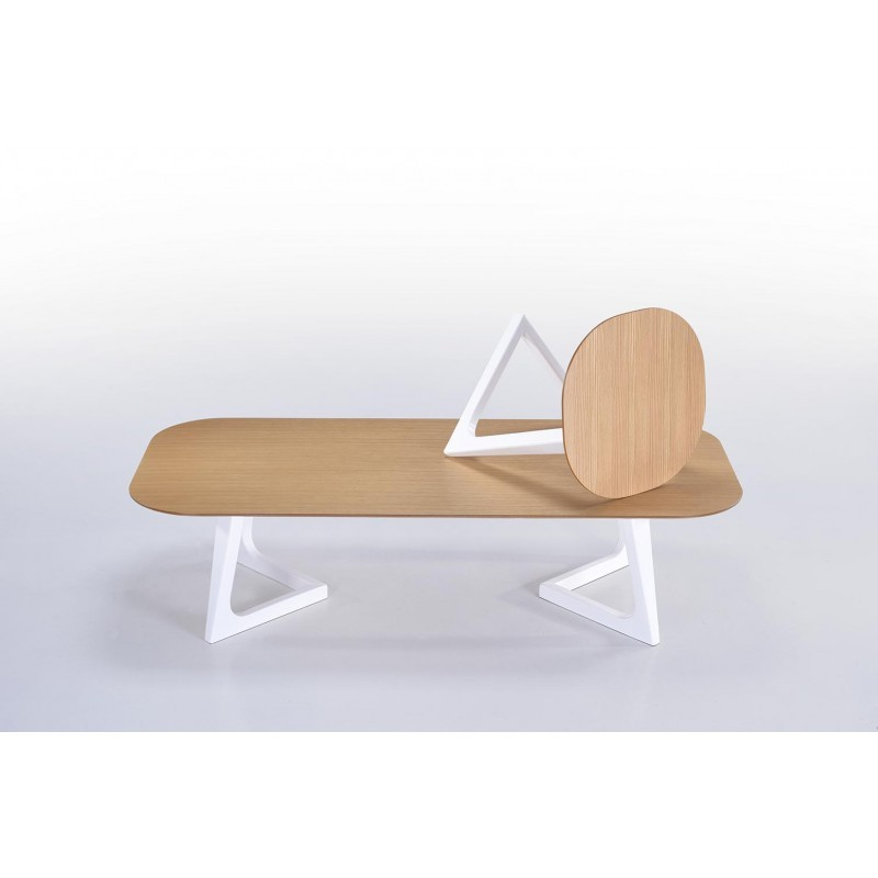 Couchtisch Design und skandinavischen LUG in Holz (Eiche, Natur) - image 30611