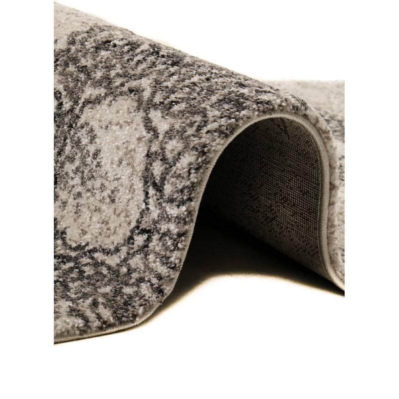 tapis de couloir moderne 80x300 cm modern fashion gabeh creme brun. Black Bedroom Furniture Sets. Home Design Ideas