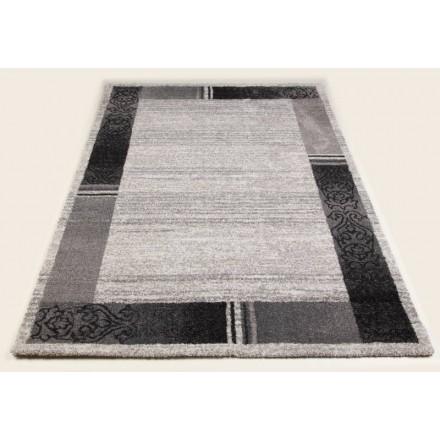 Soggiorno moderno e tappeto fantasia 120 X 170 cm moda moderna GABEH (crema  - antracite) - AMP Story 4290