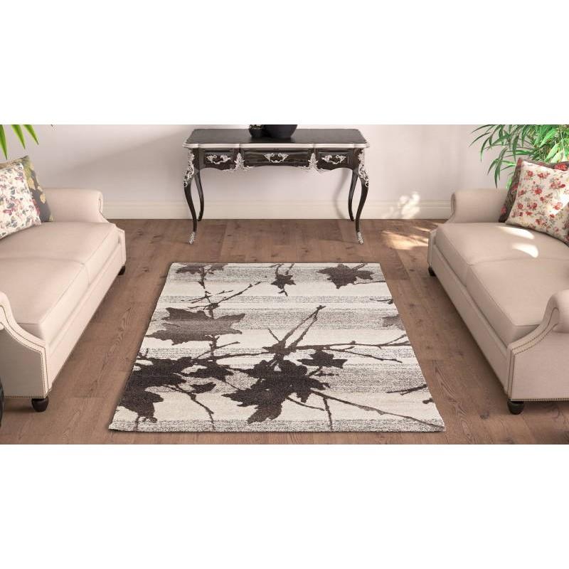 moderno e tappeto fantasia 200 X 290 cm moda moderna GABEH (BEIGE)