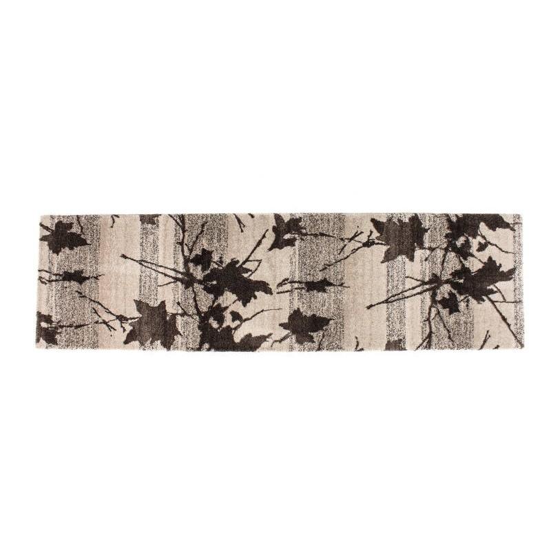 tapis de couloir moderne 80x300 cm modern fashion gabeh beige. Black Bedroom Furniture Sets. Home Design Ideas