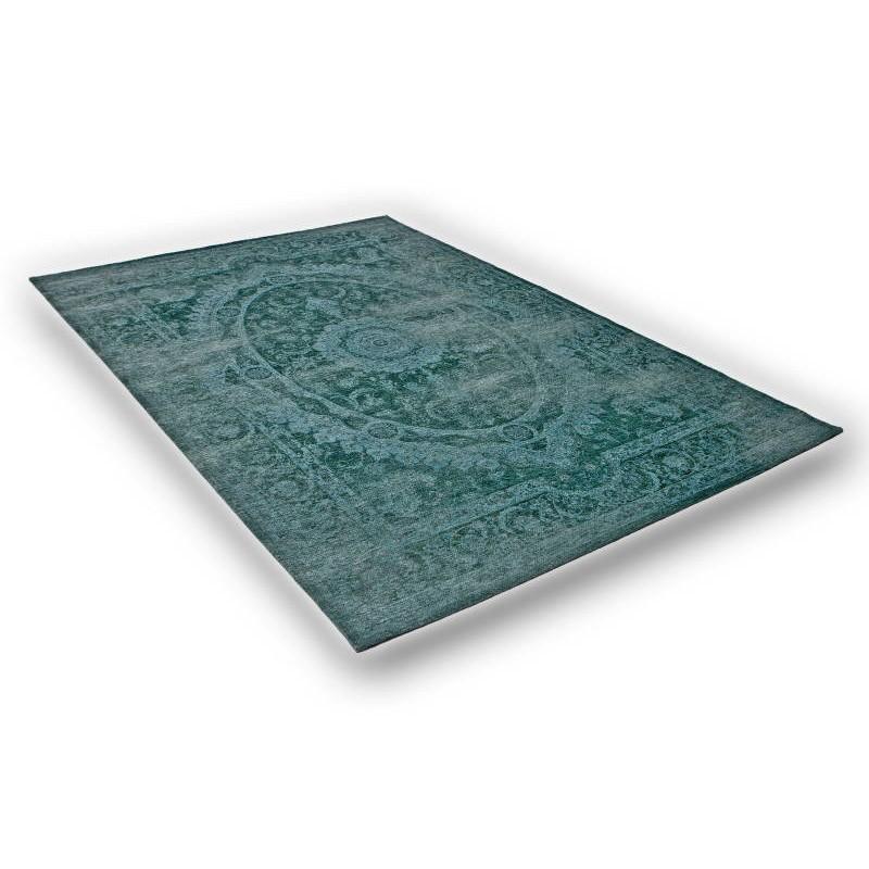 verwaschen farben 240 x 340 cm berlin t rkis moderne wohnzimmer teppich. Black Bedroom Furniture Sets. Home Design Ideas