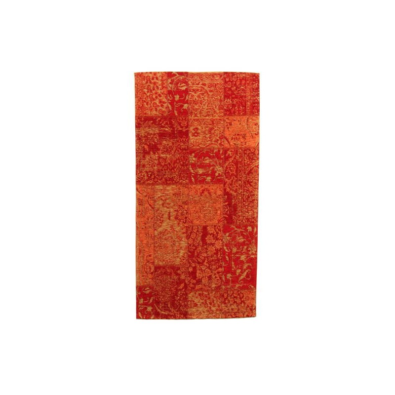 Tapis de salon moderne tapis moderne pour salon shaggy for Tapis orange salon