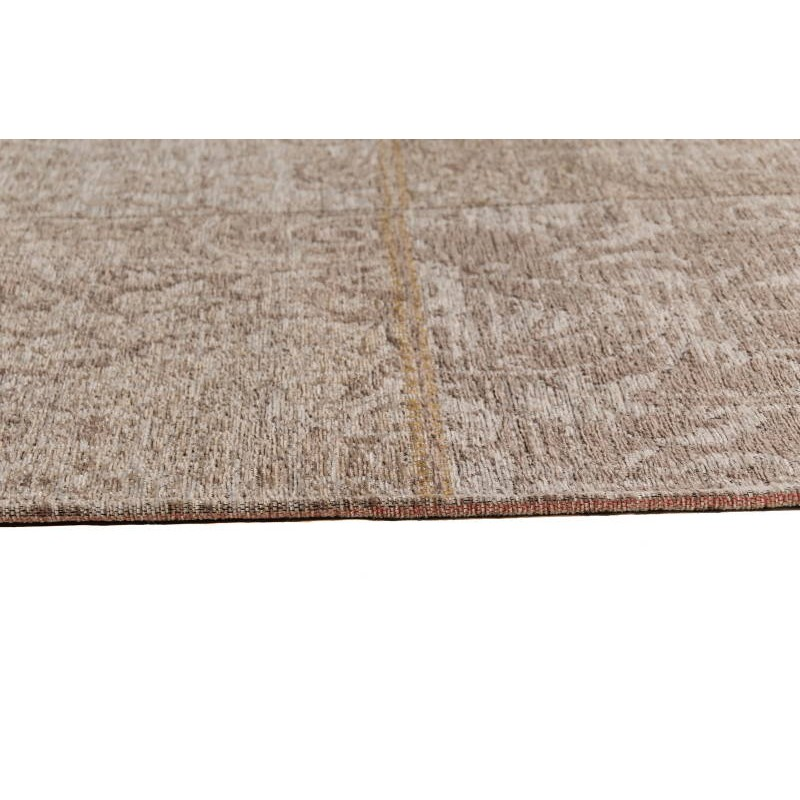 living room carpet modern 120 x 170 cm beige ivory berlin washed out colors