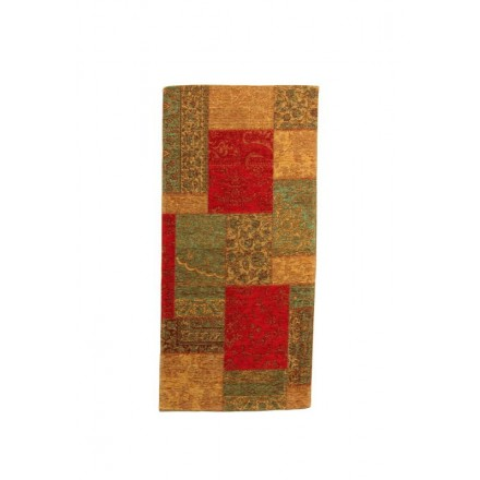 Wohnzimmer Teppich Modern Verwaschen Farben 80 X 150 Cm