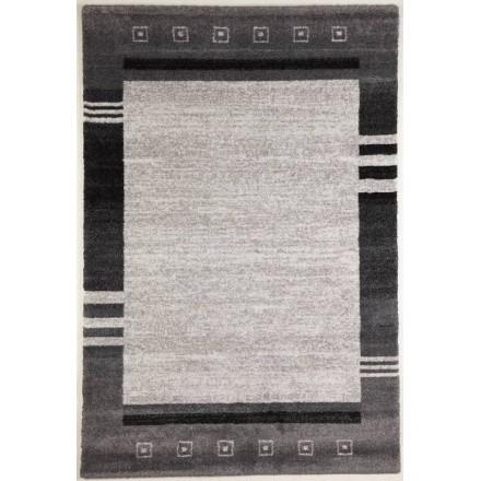 Moderne Wohnzimmer Teppich und gemusterten 160 X 230 cm moderne Mode GABEH  (dunkle Creme - grau) - AMP Story 4481