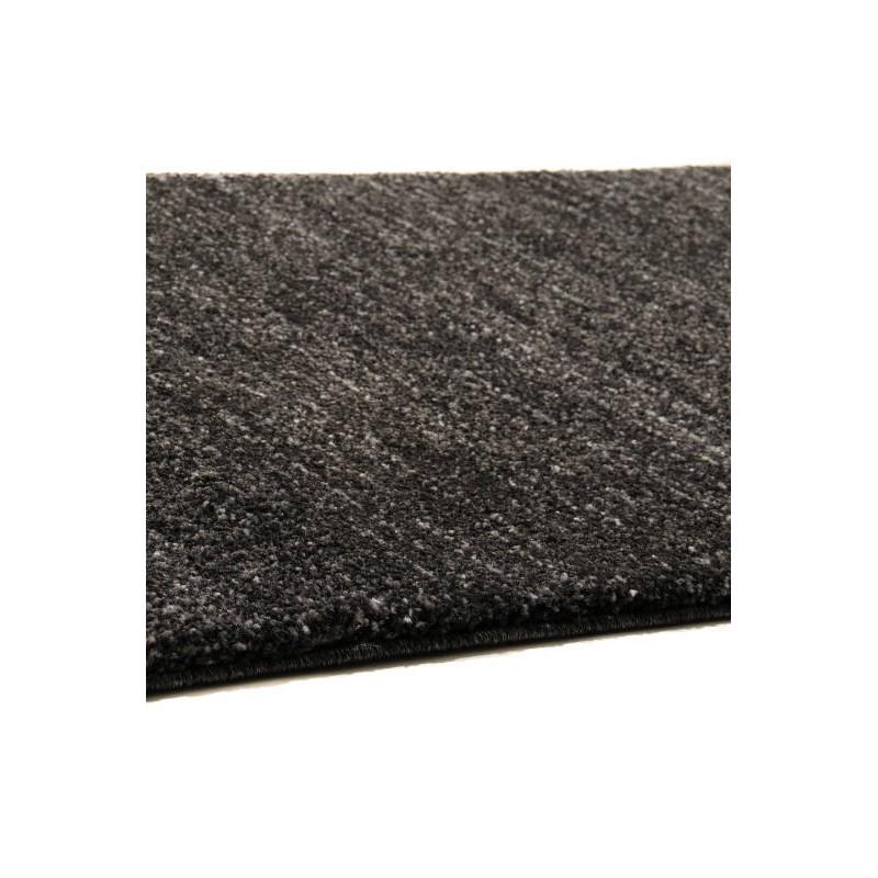tappeto in corridoio moderno 80 x 300 cm moda moderna gabeh antracite antracite. Black Bedroom Furniture Sets. Home Design Ideas