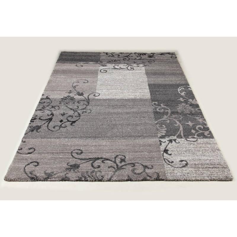 tapis de salon moderne et motifs 200x290 cm modern fashion gabeh gris l vizon. Black Bedroom Furniture Sets. Home Design Ideas